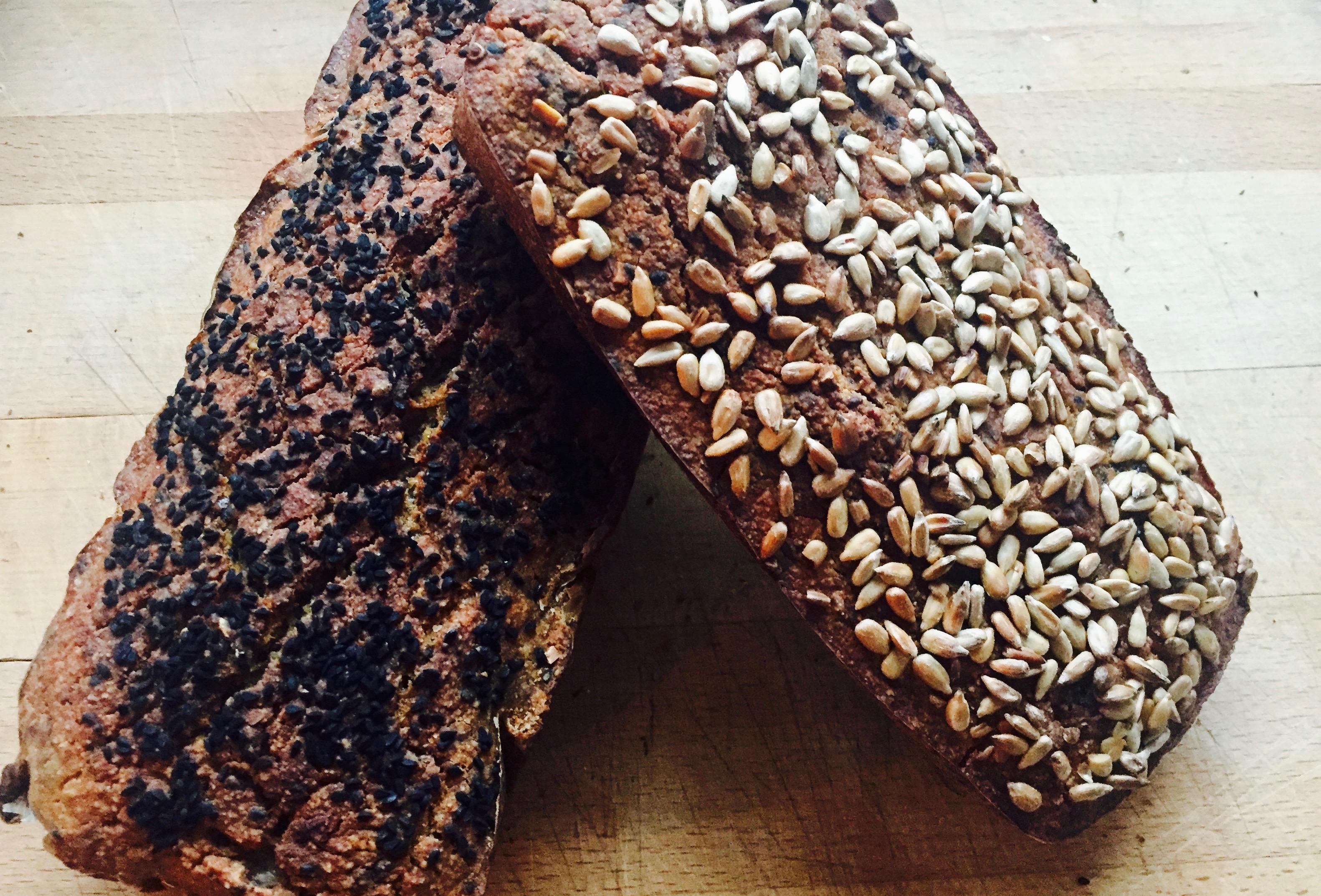 Photo of Chleb bezglutenowy z kaszy gryczanej