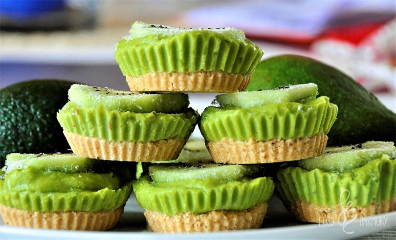 Mini Tarty Limonkowe - Food Harmony