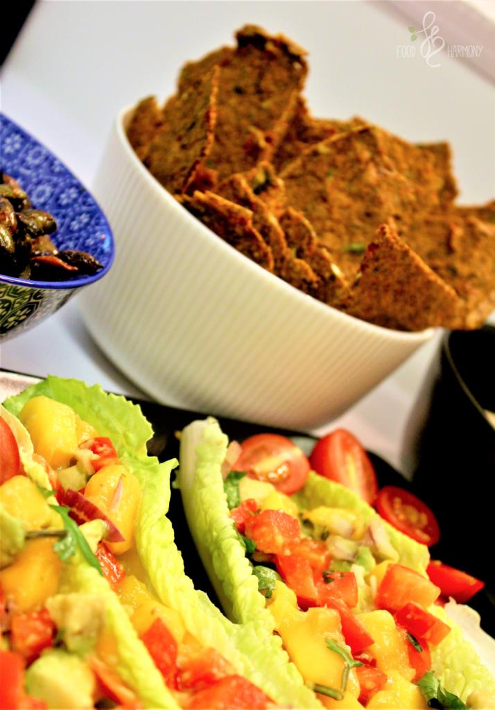 Meksykańskie nachos
