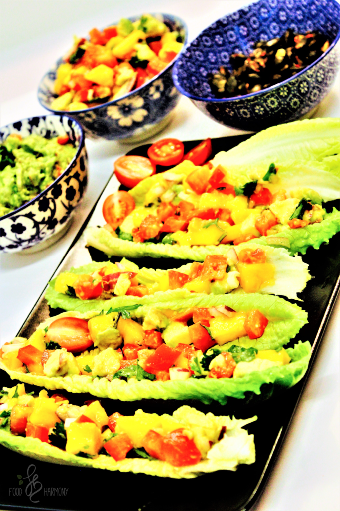 Meksykańska salsa z mango