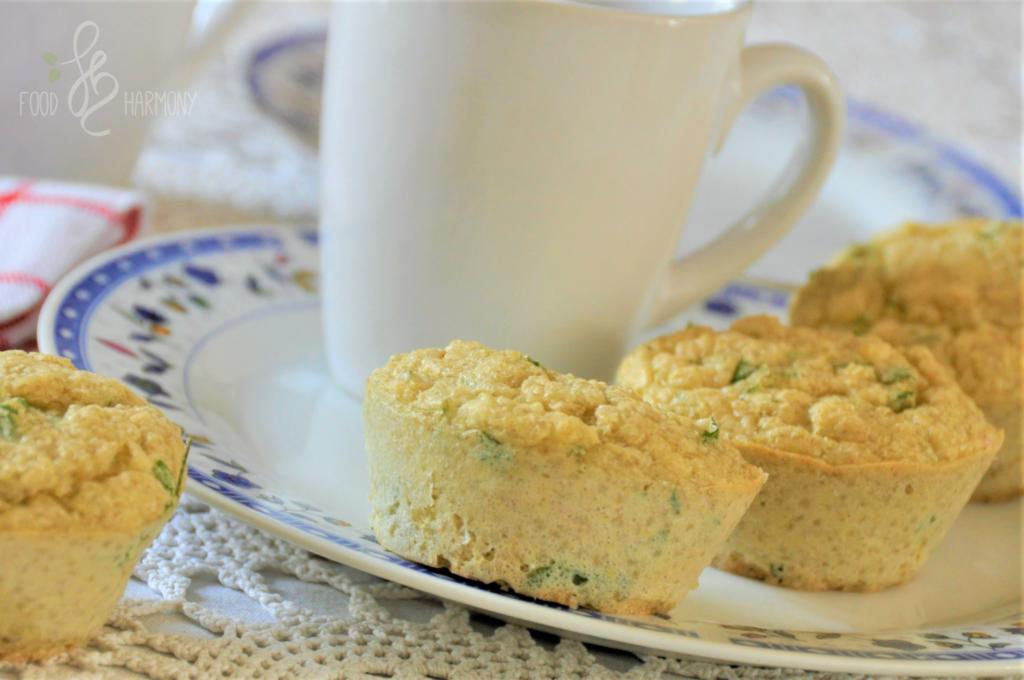 Pietruszkowe muffiny
