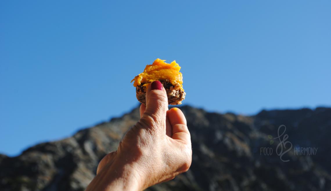 3-składnikowa pasta kanapkowa z dyni