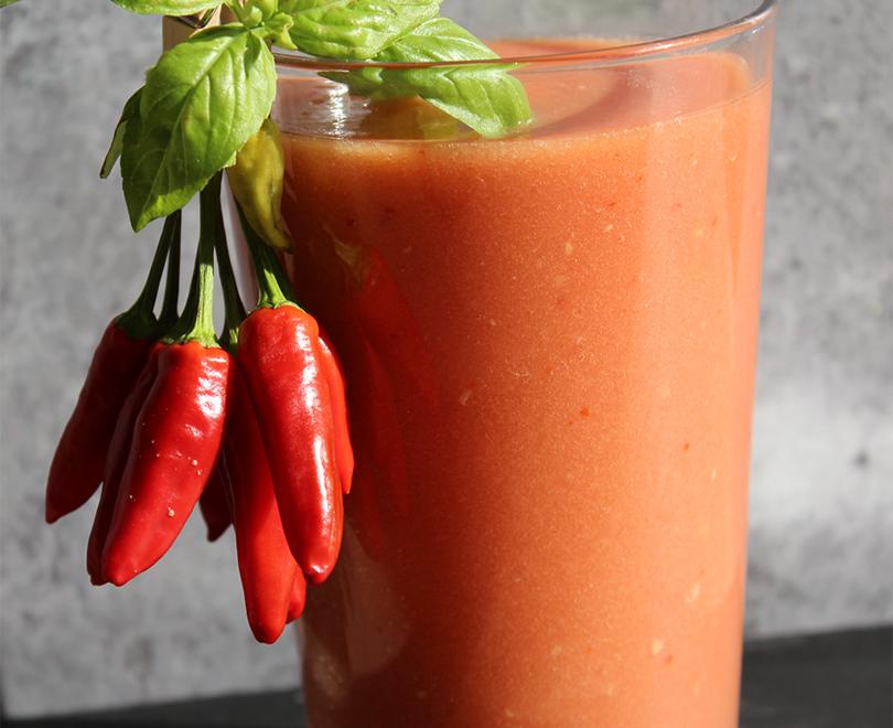 Smoothie pomidorowe