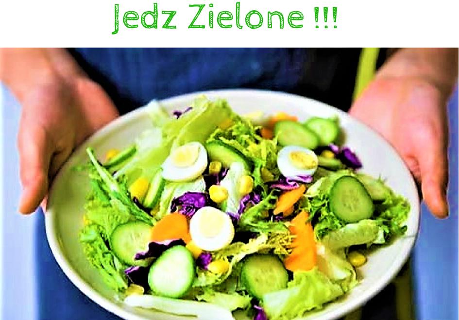 Dlaczego warto jeść zielone warzywa