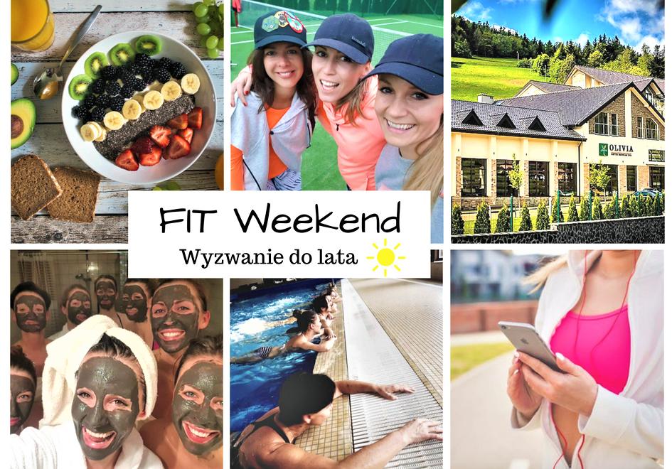 Fit Weekend – Ostatnie wolne miejsca!