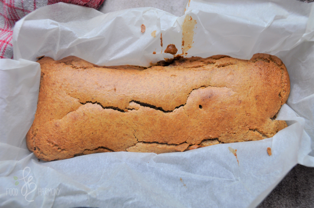 Chlebek migdałowy z kardamonem