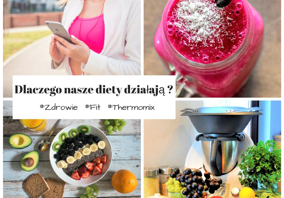 Dlaczego nasze diety działają? Co powinieneś o nich wiedzieć?