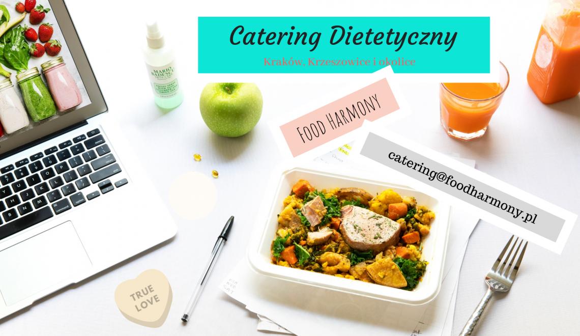 CATERING DIETETYCZNY FOOD HARMONY – Nowy projekt na Nowy Rok :)