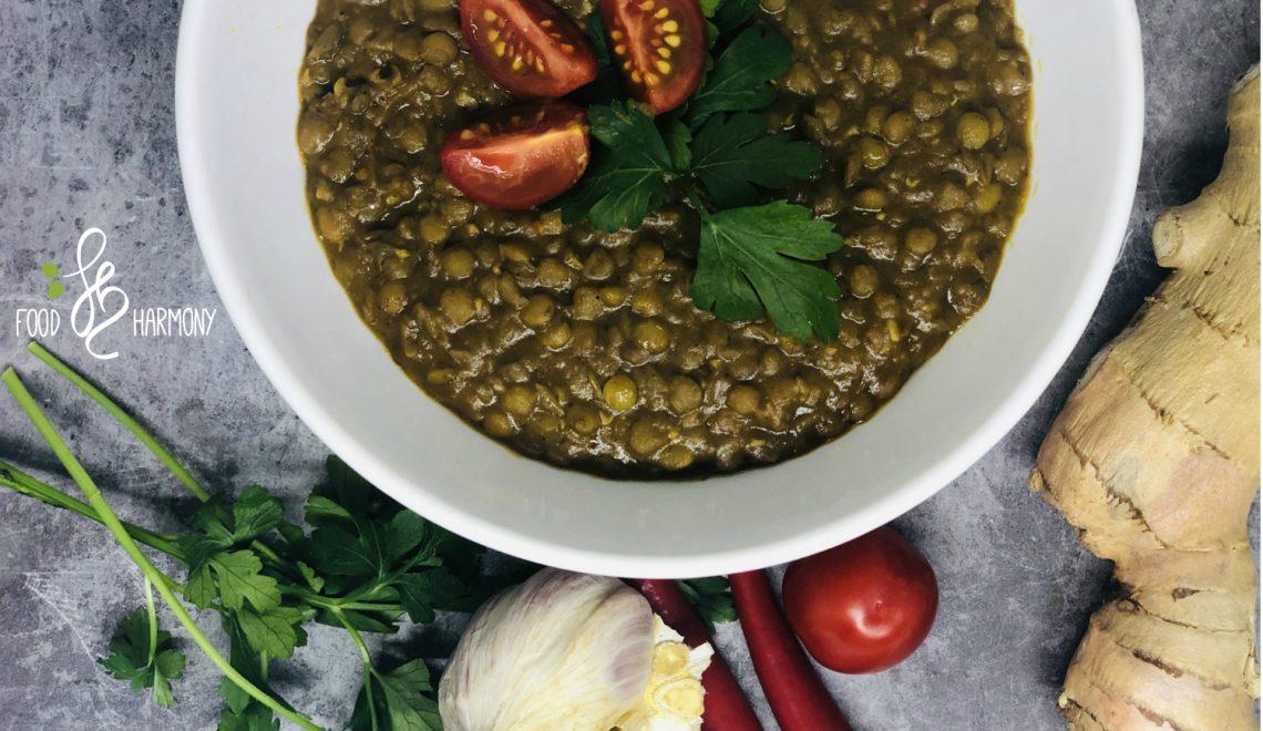Pikantna Zupa Dahl Z Zielonej Soczewicy Na Thermomix Diety Na