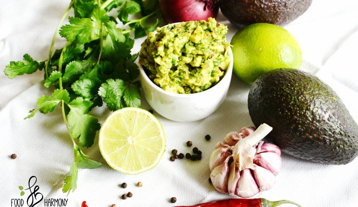 Guacamole – nasz ulubiony sposób na awokado