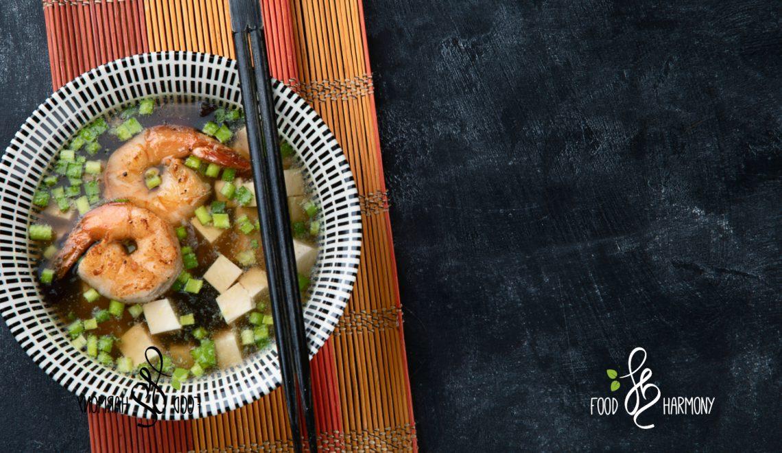 Miso – zupa pełna probiotyków