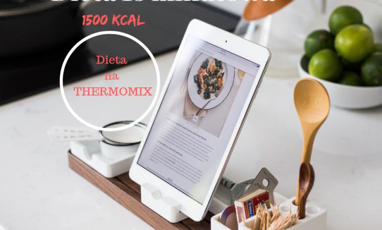 Photo of Dieta 15-minutowa na Thermomix – NOWOŚĆ w naszym sklepie