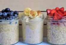Photo of 3 POMYSŁY NA OWSIANKI Z LODÓWKI – czyli co na śniadanie kiedy nie masz rano czasu?
