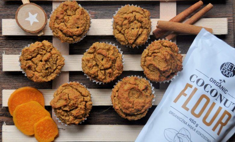 Photo of Muffinki z batatów czyli śniadanie na wynos