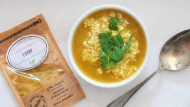 Photo of Krem curry z ryżem kalafiorowym wg postu dr Dąbrowskiej