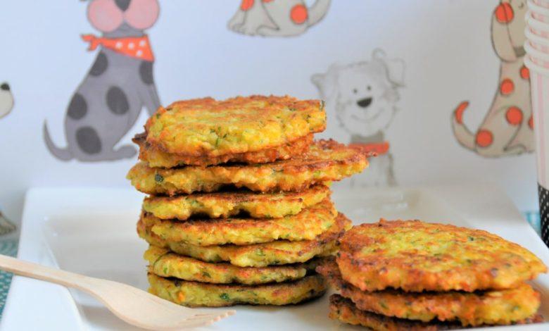Photo of Placuszki ziemniaczano-warzywne dla dzieci (równiez na Thermomix)