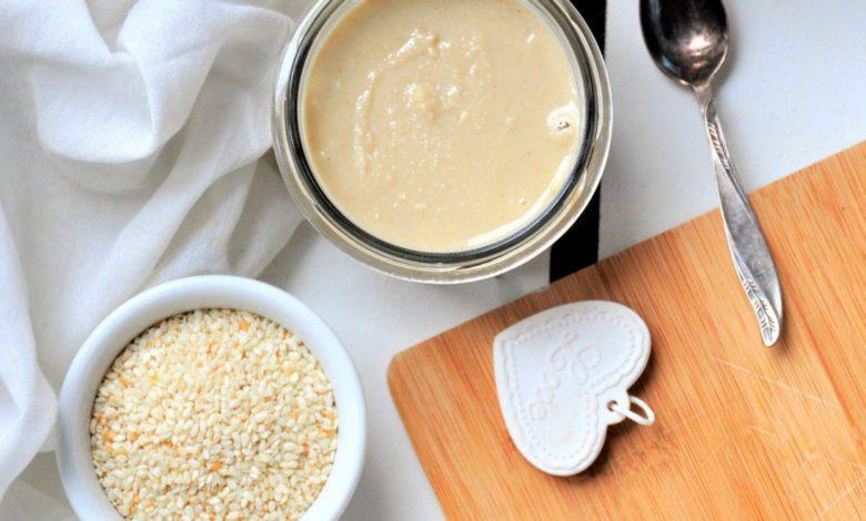 Photo of Tahini – pasta sezamowa na Thermomix