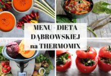 Photo of Jednodniowy przykładowy jadłospis z diety na Thermomix wg zasad dr. Dąbrowskiej na Thermomix