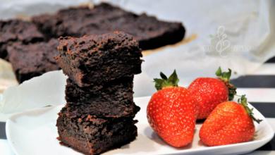 Photo of Mocno czekoladowe brownie z buraków