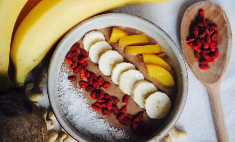 Photo of Czekoladowa micha – nasze ulubione smoothie bowl