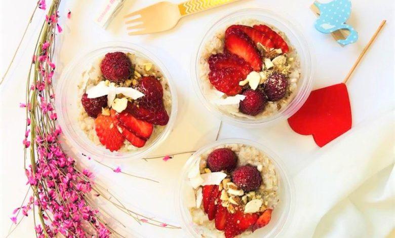 Photo of Migdałowa gryczanka – pomysł na bezglutenowe śniadanie