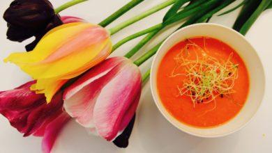 Photo of Krem z pieczonej papryki i pomidorów