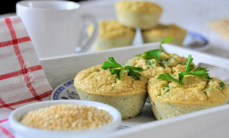 Photo of Pietruszkowe muffiny – bez glutenu