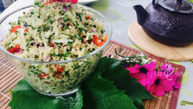 Photo of Quinoa Tabouli
