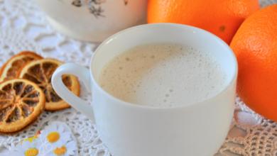 Photo of Uspokajający napój rumiankowo-pomarańczowy