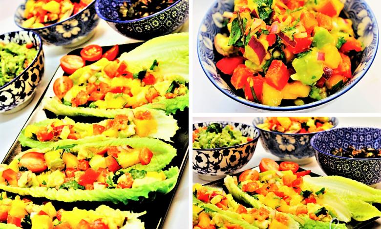 Photo of Meksykańska salsa z mango