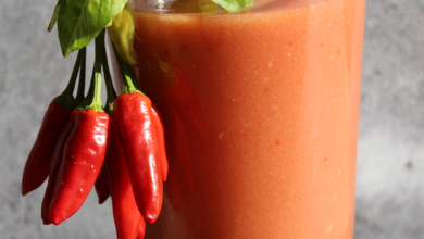 Photo of Smoothie pomidorowe