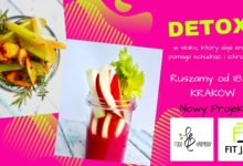 Photo of Fit Jar – Czas na detoks, nowy projekt Food Harmony