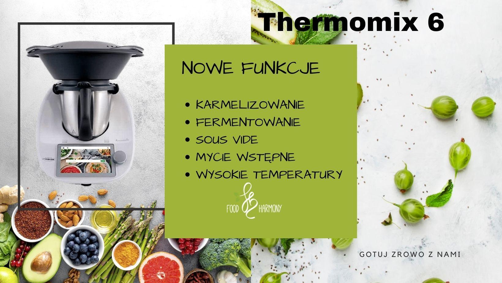 nowe funkcje Thermomix